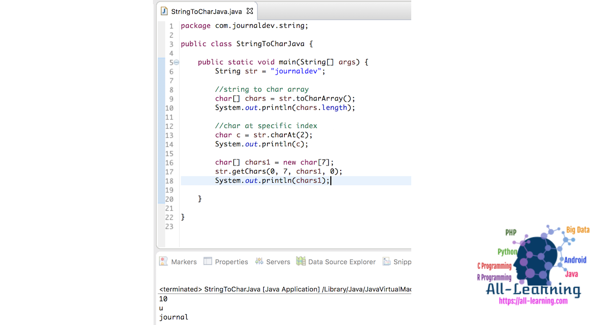 string-to-char-java