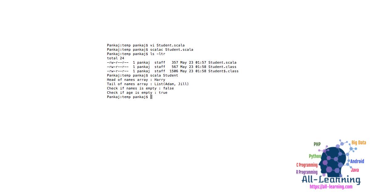 Scala-List-Example