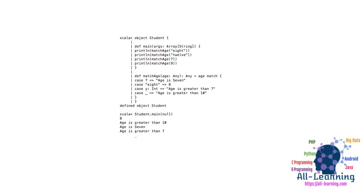 Scala-case-statement-any