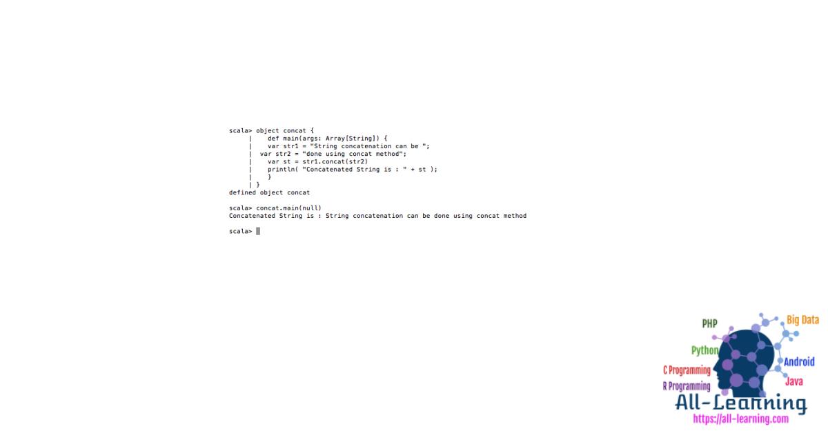 Scala-String-length