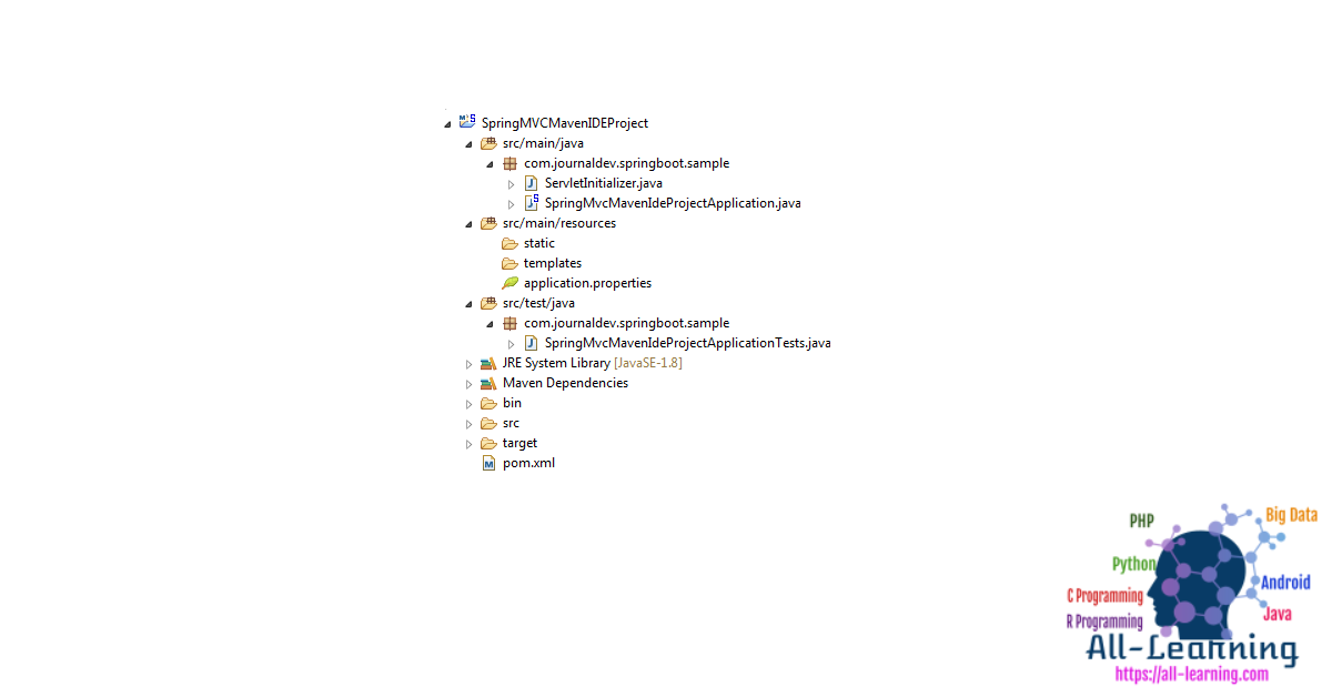 spring-boot-initilizer-ide-example