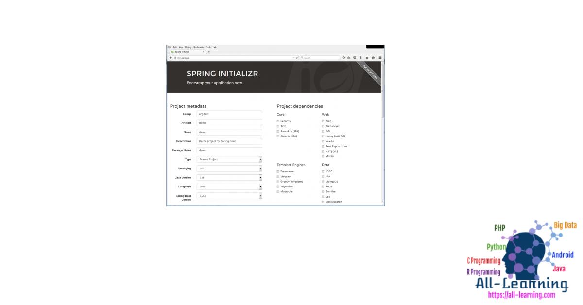 springboot-initilizr-homepage1-450x333