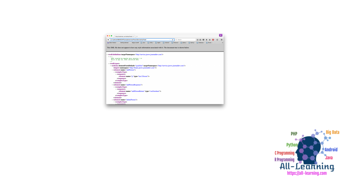 18-SOAP-Web-Service-WSDL