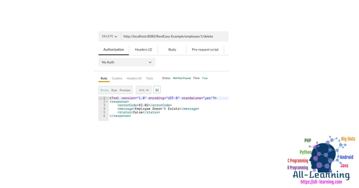 RESTEasy-web-service-delete-error-