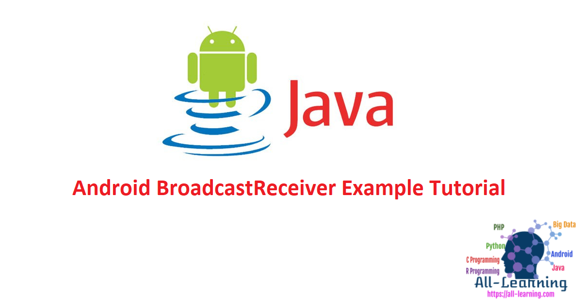 Android BroadcastReceiver Example Tutorial