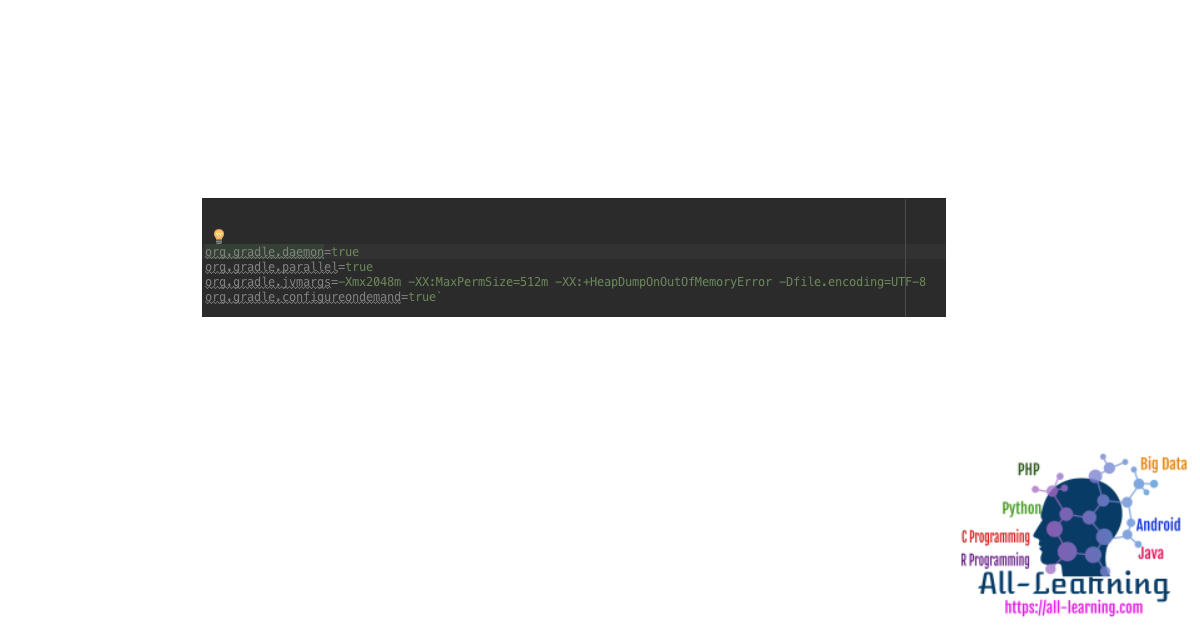 android-gradle-properties