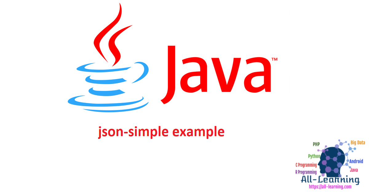 json-simple example