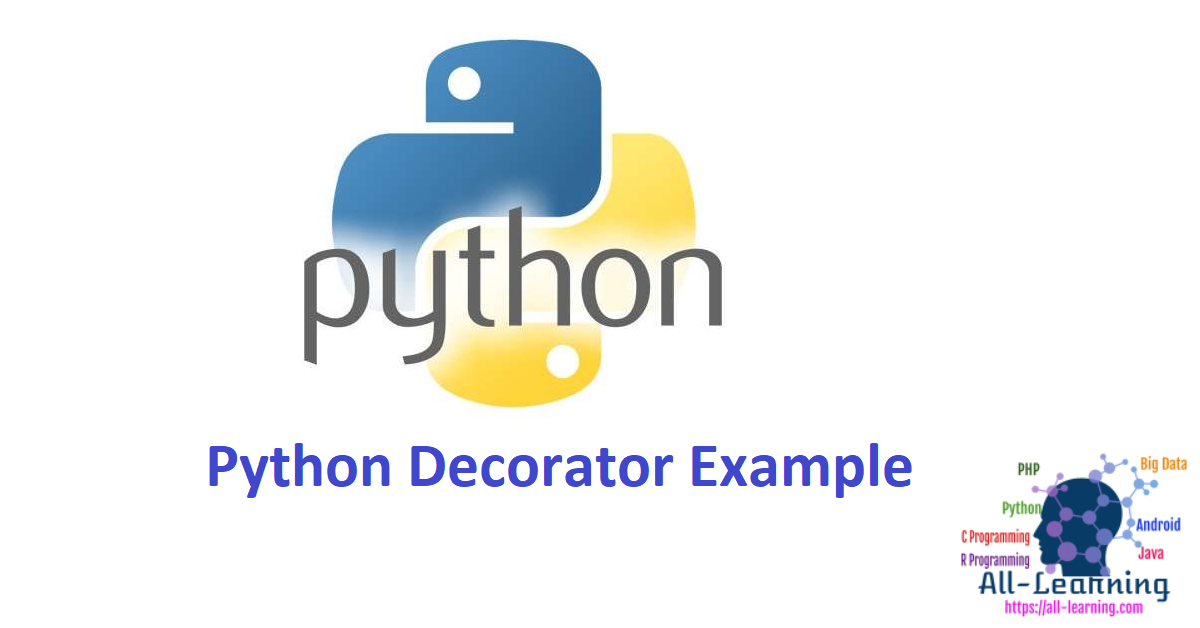 Python Decorator Example