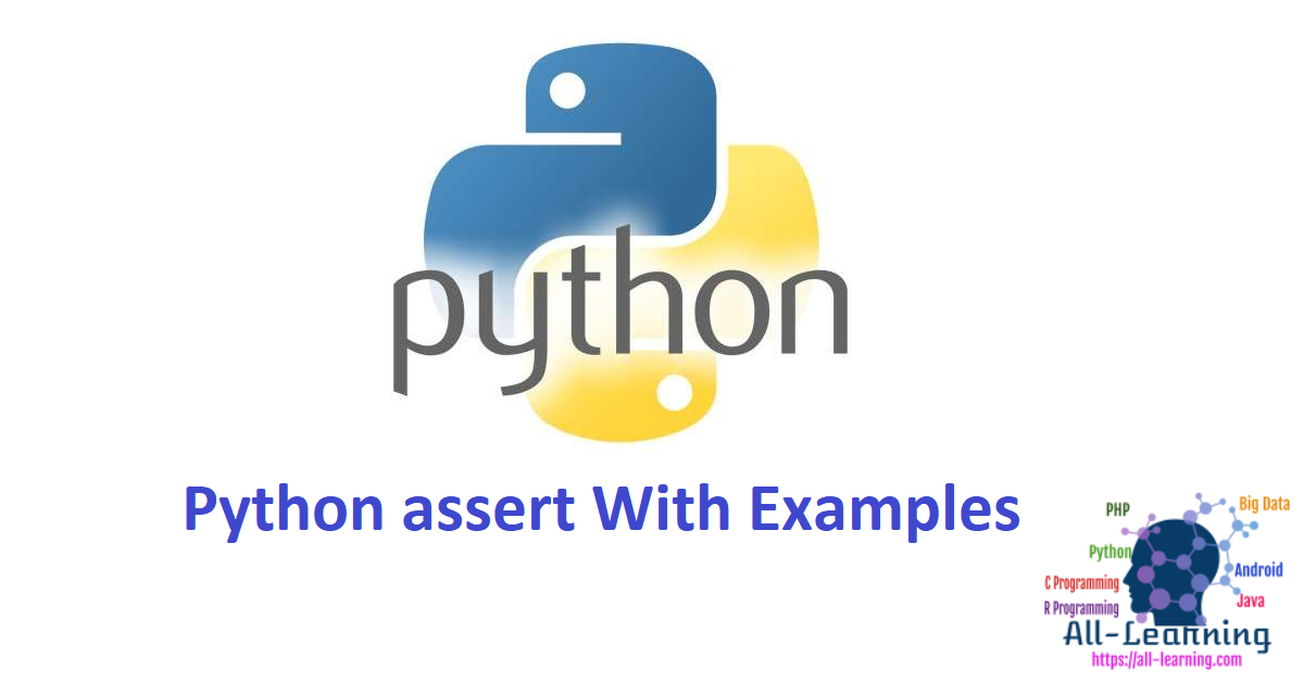 Python assert With Examples