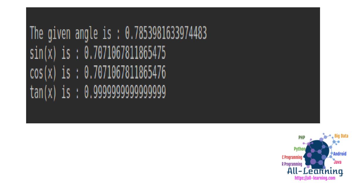 Python Math