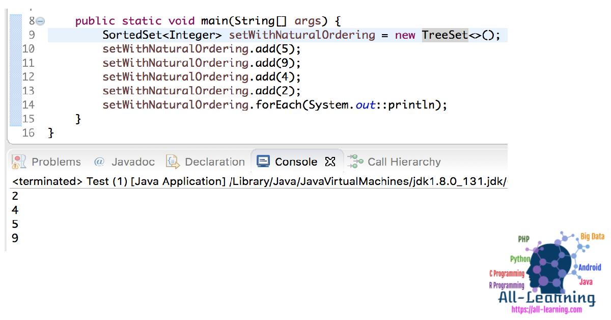java-treeset-example
