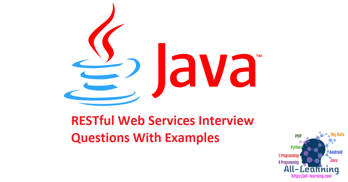 RESTful Web Services Interview Questions With Examples