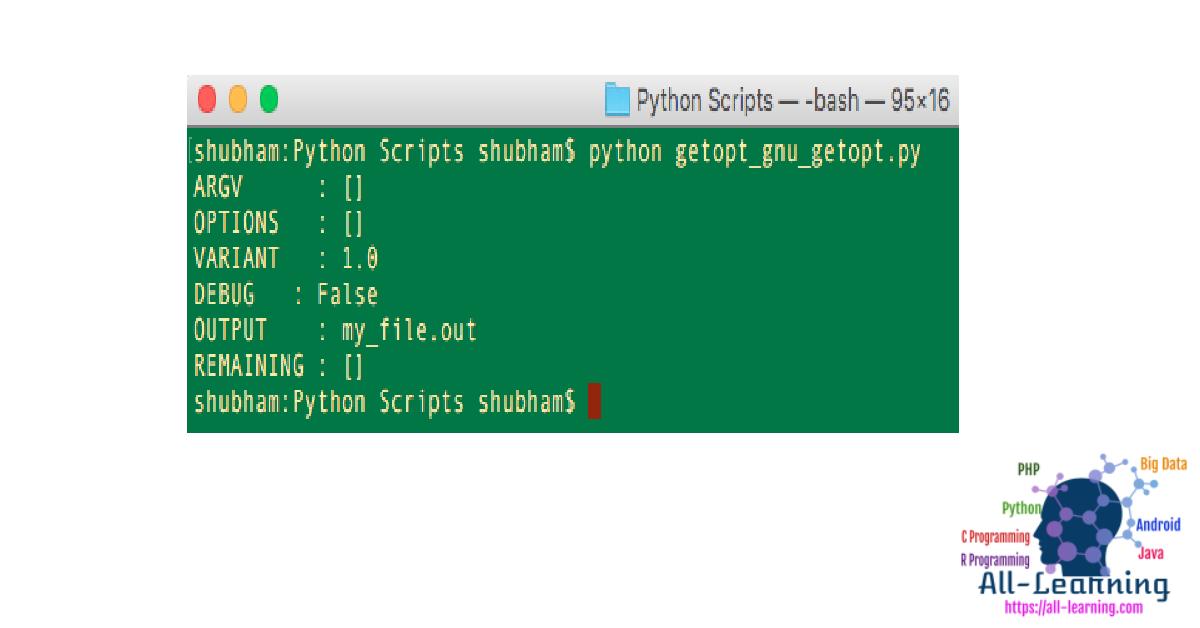 python-getopt-no-argument