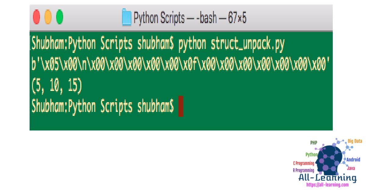 python-struct-unpack