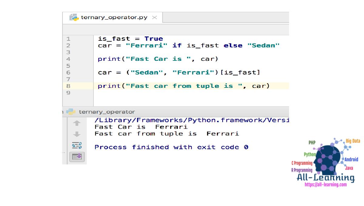 python-ternary-operator