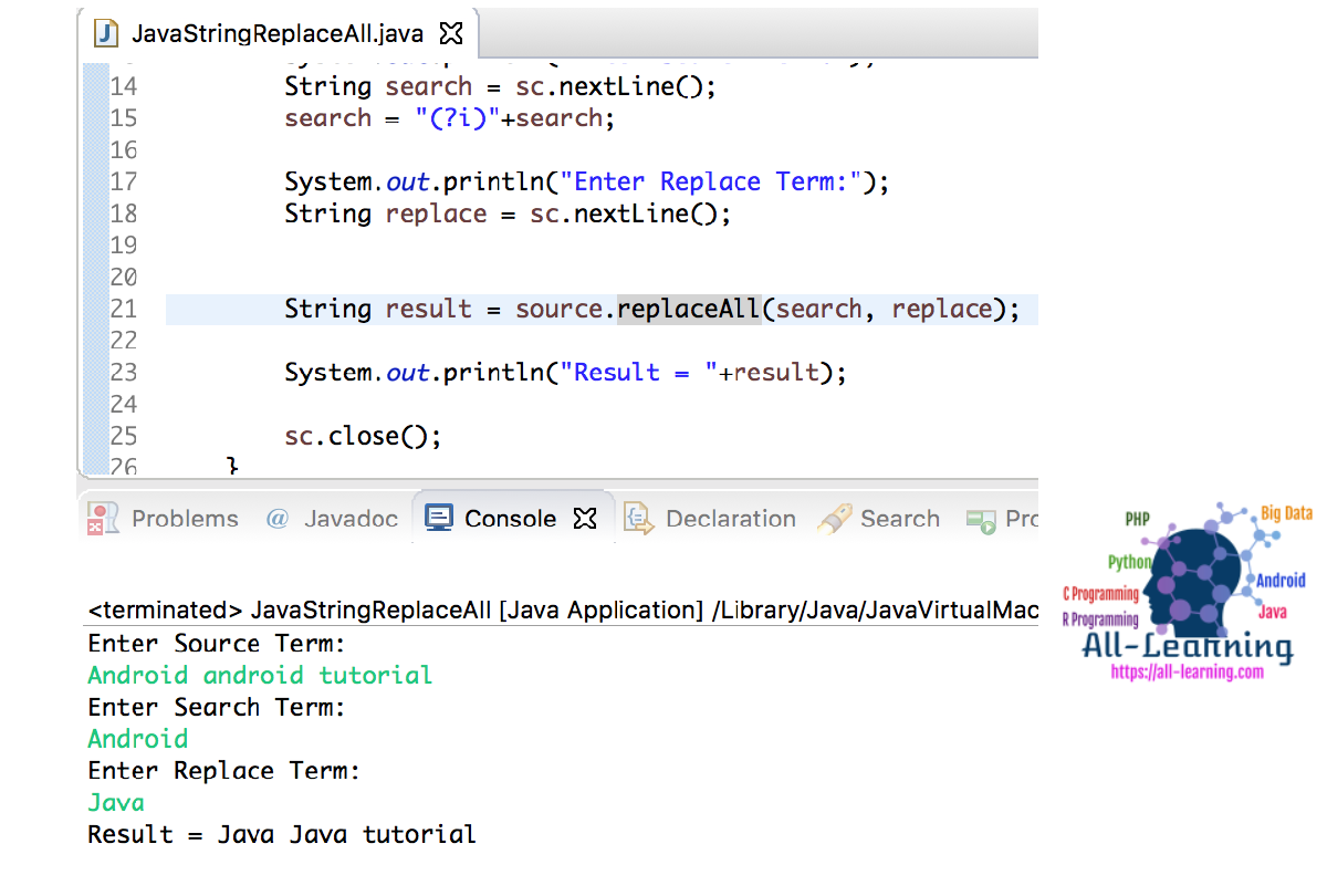 java-string-replaceAll-example