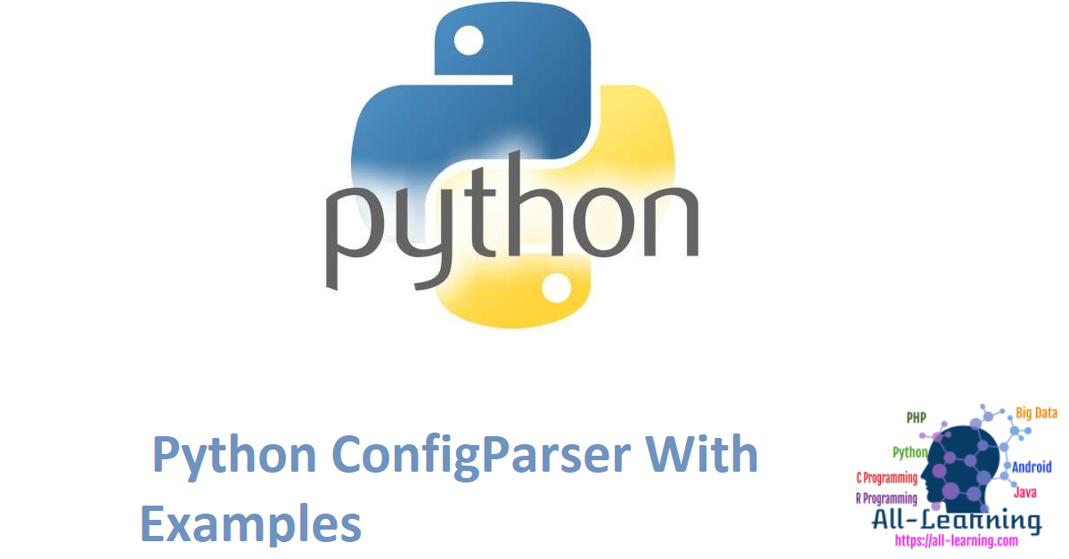 Python ConfigParser With Examples