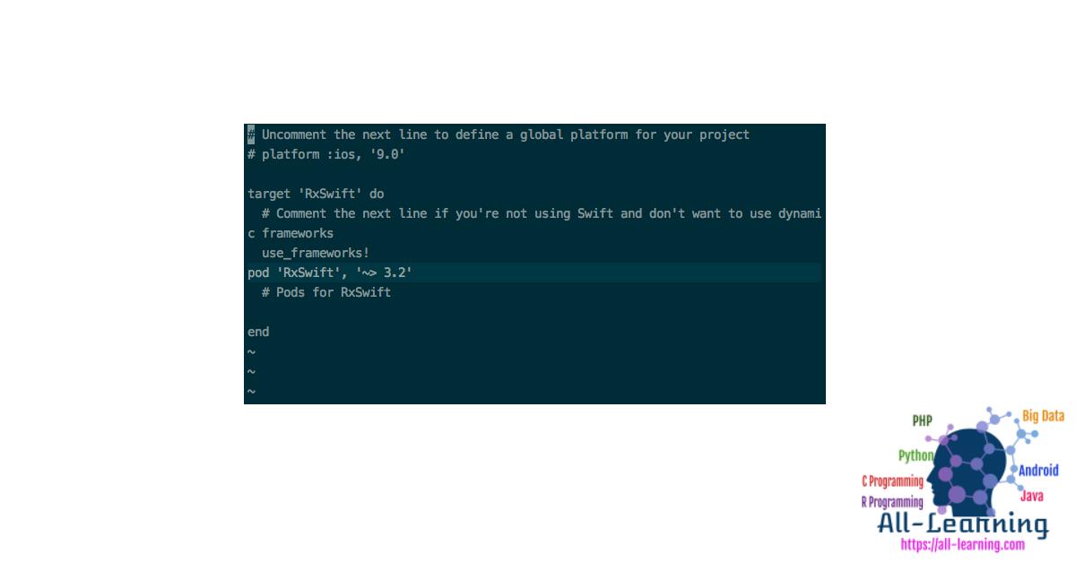 rxswift-pod-file