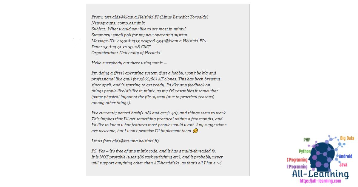 Linus-Tovarlds-letter