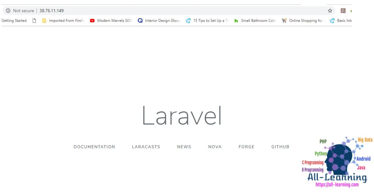 Laravel-GUI