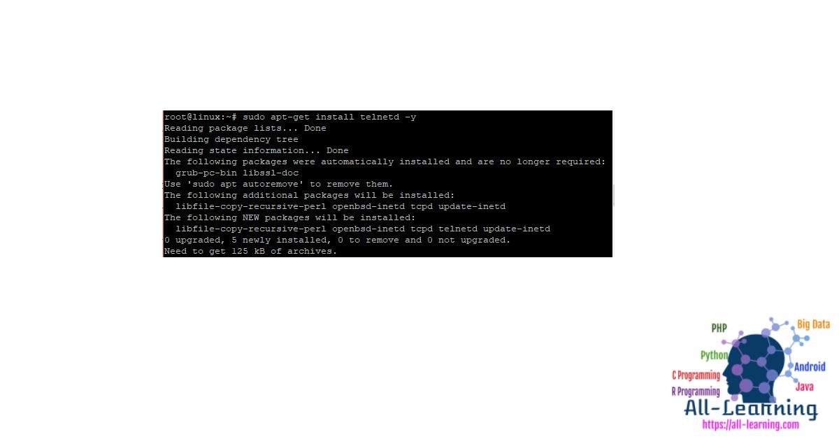 check-status-of-telnet-in-CentOS-7