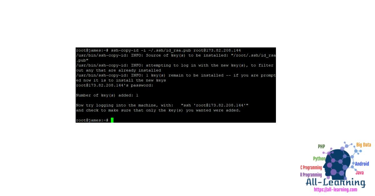 copy-public-keyto-remote-system