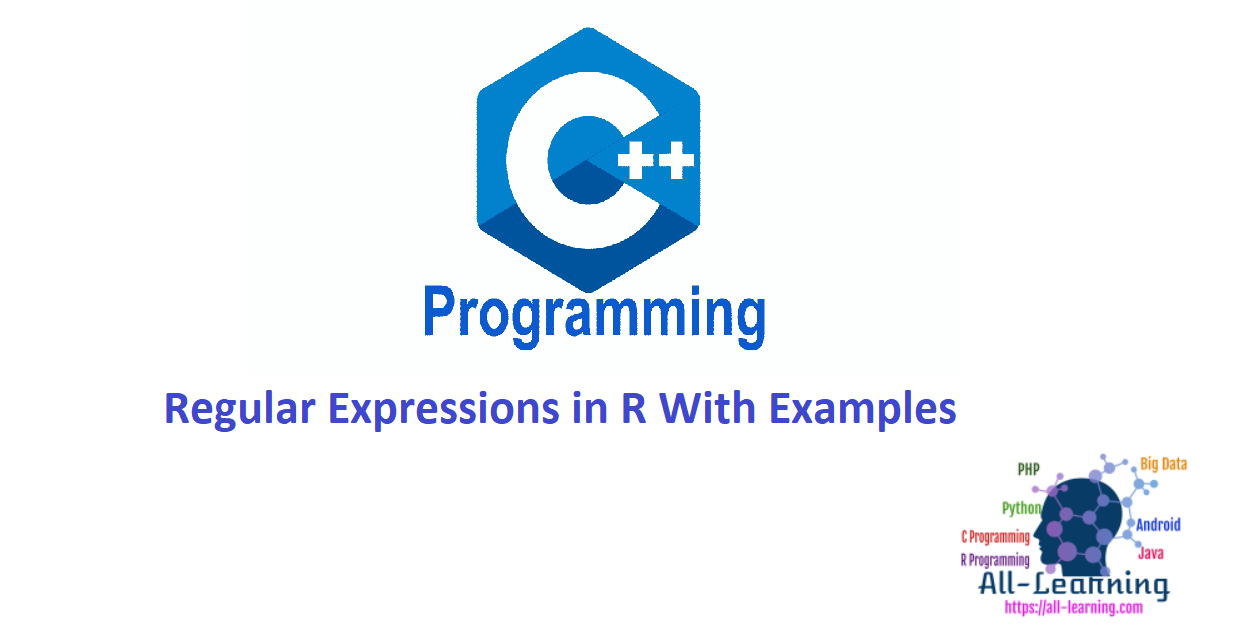 Regular Expressions in R With Examples