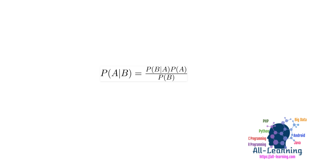 Naive Bayes Algorithm in Python